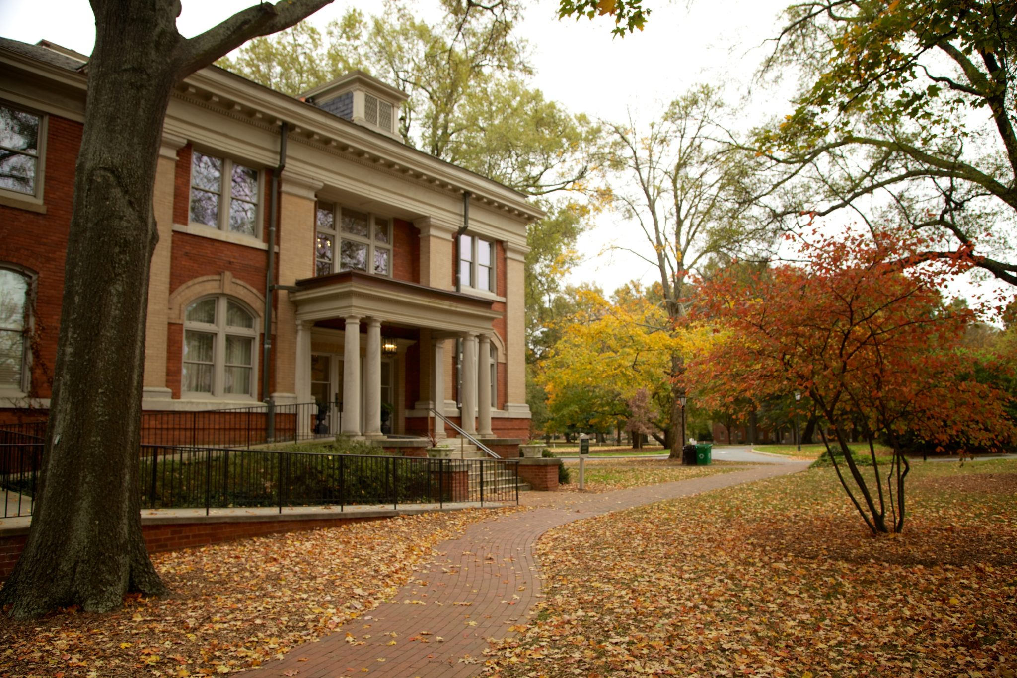 Carnegie Guest House at Davidson College