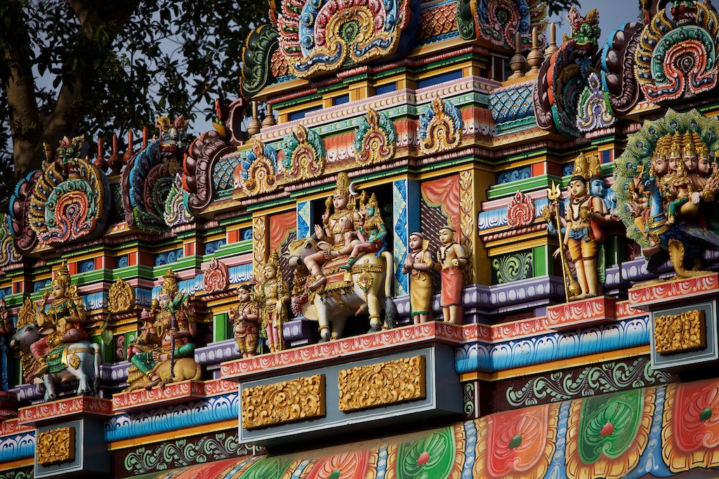 Kapaleeswarar Temple at Mylapore in Chennai