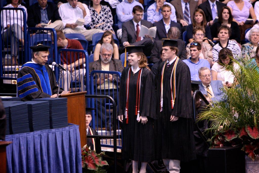 Christina Graduation 14