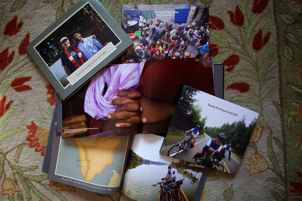 Photo books 1